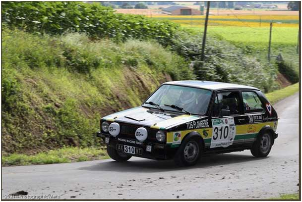 Gazette 2021 – 8e Rallye Le Mans VHRS – 10/11 juillet 2021